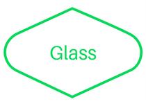 Catálogo puertas de glass